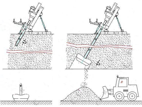 天井钻机的电路图