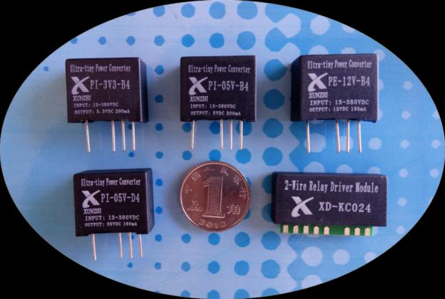 3v电源降压芯片模块可替代低效率的阻容降压供电电路(如白色家电,智能
