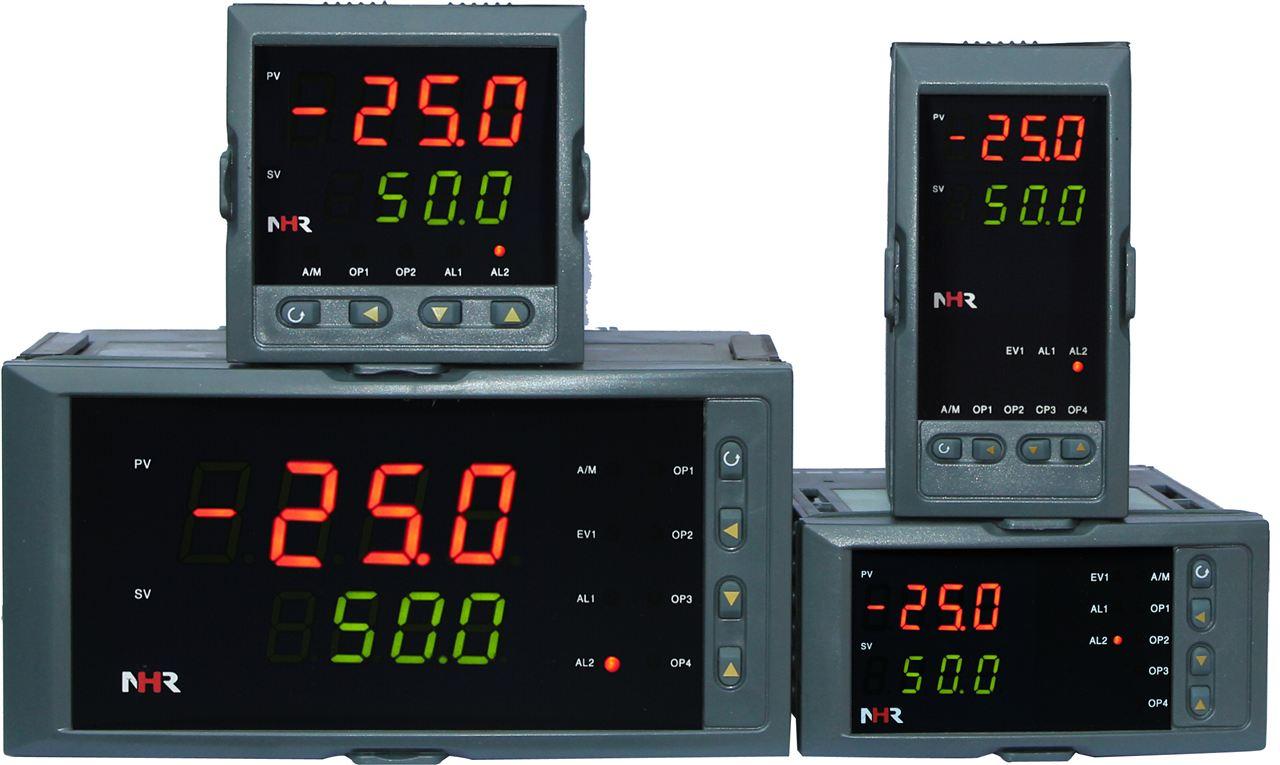 具有电流,电压,ssr驱动,单/三相可控硅过零触发,继电器接点等输出控制