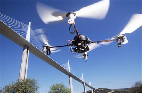 都是飞翔的翅膀 直升机旋翼与无人机叶片有何不同?图片