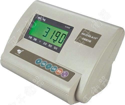 XK3190-A12+称重显示器