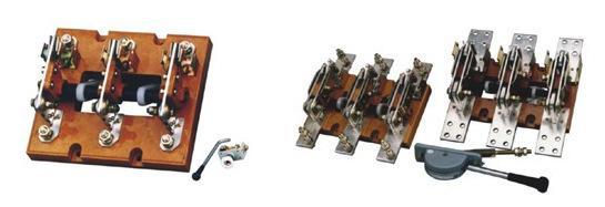 三相电实现单刀双制电路图