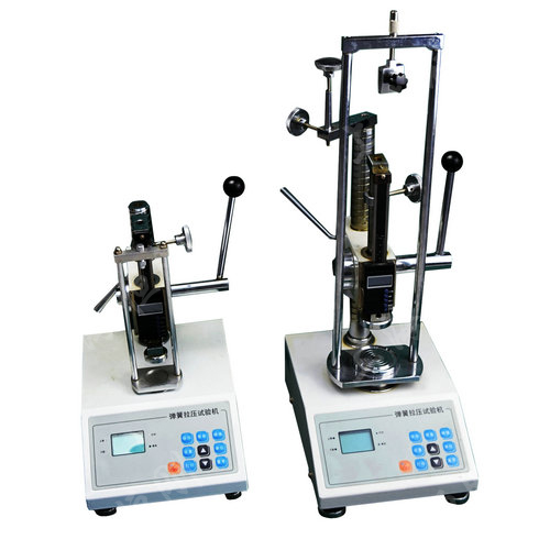 电子数显弹簧拉压力测试机图片